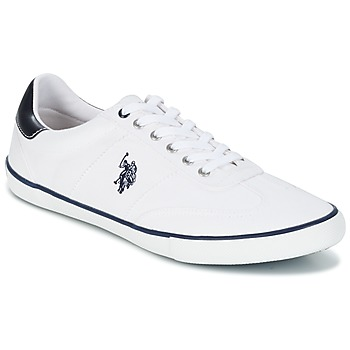 Schoenen Heren Lage sneakers U.S Polo Assn. RAY Wit