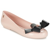 Schoenen Dames Ballerina's Melissa SPACE LOVE IV Roze / Zwart