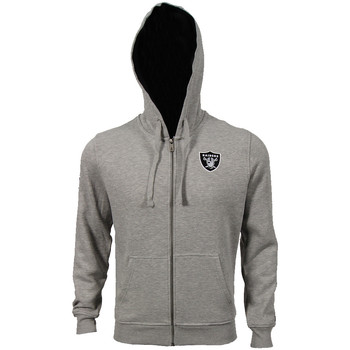 Textiel Heren Trainings jassen New Era NFL FZ Hoody Oakland Raiders