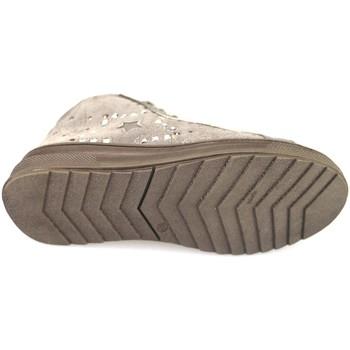 Schoenen Meisjes Hoge sneakers Didiblu Baskets AH126 Beige