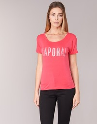 Textiel Dames T-shirts korte mouwen Kaporal NIZA Roze