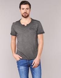 Textiel Heren T-shirts korte mouwen Kaporal TOKOA Blauw