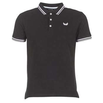Textiel Heren Polo's korte mouwen Kaporal BASOC Zwart