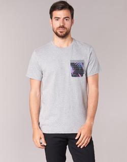 Textiel Heren T-shirts korte mouwen Billabong TRANSMIT TEE Grijs