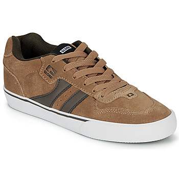 Schoenen Heren Lage sneakers Globe ENCORE-2 Brown