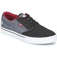 Schoenen Heren Lage sneakers Etnies JAMESON 2 ECO Zwart / Grijs / Rood