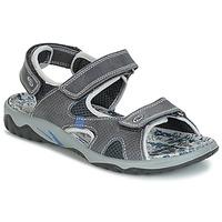 Schoenen Jongens Sandalen / Open schoenen Primigi PACIFICA Grijs
