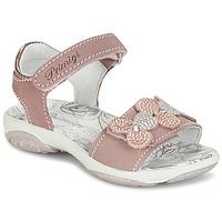 Schoenen Meisjes Sandalen / Open schoenen Primigi BREEZETTE Beige