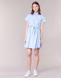 Textiel Dames Korte jurken Compania Fantastica EBLEUETE Blauw / CIEL