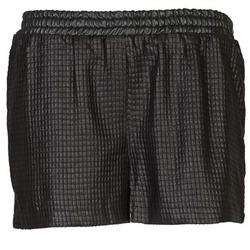 Textiel Dames Korte broeken / Bermuda's Suncoo BONIE Zwart