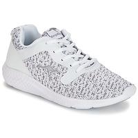Schoenen Dames Lage sneakers Kangaroos KV 2 Wit / Grijs