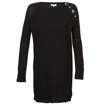 Textiel Dames Korte jurken Suncoo CHARLIE Zwart
