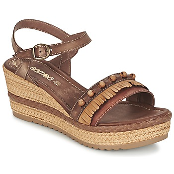 Schoenen Dames Sandalen / Open schoenen Samoa MOLAY Brown