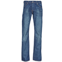 Textiel Heren Bootcut jeans Levi's 527 LOW BOOT CUT Blauw