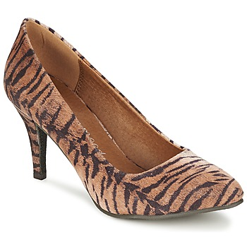 Schoenen Dames pumps Moony Mood LENI Tigré