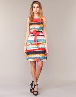 Textiel Dames Korte jurken Smash PITTIERI Multikleuren
