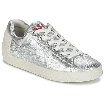 Schoenen Dames Lage sneakers Ash NICKY Zilver