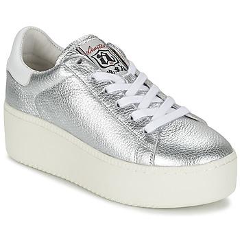 Schoenen Dames Lage sneakers Ash CULT Zilver