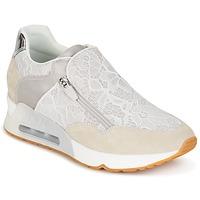 Schoenen Dames Lage sneakers Ash LOOK LACE Beige