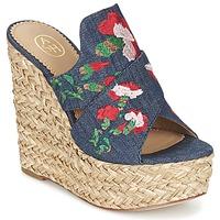 Schoenen Dames Sandalen / Open schoenen Ash BAHIA Denim