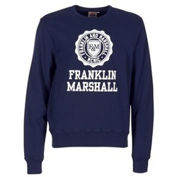 Textiel Heren Sweaters / Sweatshirts Franklin & Marshall NESS OFRA Marine