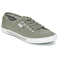Schoenen Dames Lage sneakers Pepe jeans ABERLADY ANGLAISE Grijs