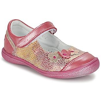 Schoenen Meisjes Ballerina's GBB PRATIMA Roze