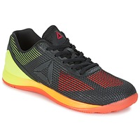 Schoenen Heren Fitness Reebok Sport R CROSSFIT NANO 7.0 Zwart / Groen