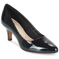 Schoenen Dames pumps Clarks ISIDORA FAYE Zwart