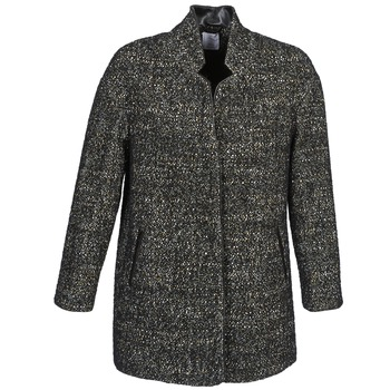 Textiel Dames Mantel jassen Alba Moda XOLLO Grijs / Chiné