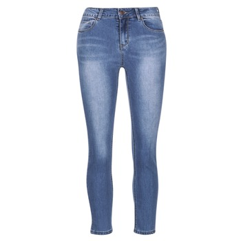 Textiel Dames Skinny jeans Best Mountain ROSEPELLE Blauw / MEDIUM
