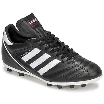 Schoenen Voetbal adidas Performance KAISER 5 LIGA Zwart / Wit