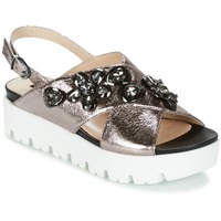 Schoenen Dames Sandalen / Open schoenen Luciano Barachini TANITI Grijs