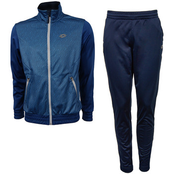 Textiel Heren Trainingspakken Lotto Bryan III Suit PL Blauw