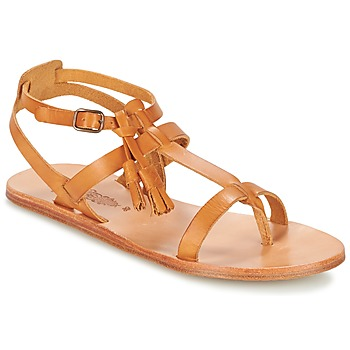 Schoenen Dames Sandalen / Open schoenen n.d.c. SORAYA  camel