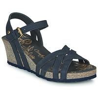 Schoenen Dames Sandalen / Open schoenen Panama Jack VERA Marine