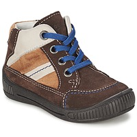Schoenen Jongens Laarzen Superfit  Brown