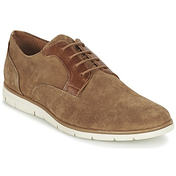 Schoenen Heren Derby Schmoove SHAFT CLUB COGNAC