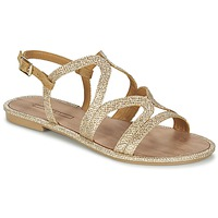 Schoenen Dames Sandalen / Open schoenen Esprit NAZLI SANDAL Goud