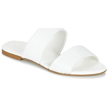 Schoenen Dames Sandalen / Open schoenen Esprit BASIME 2 STRAP Wit