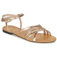 Schoenen Dames Sandalen / Open schoenen Esprit ADYA SANDAL Goud