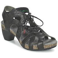 Schoenen Dames Sandalen / Open schoenen Think SARDE Zwart