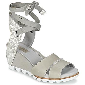 Schoenen Dames Sandalen / Open schoenen Sorel JOANIE WRAP Sahara