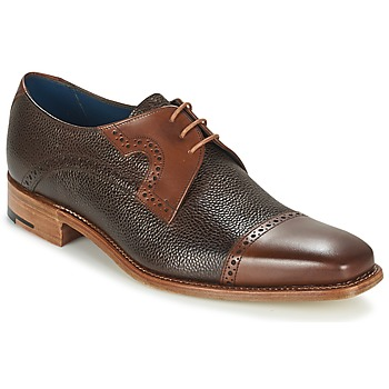 Schoenen Heren Derby Barker APPOLLO Brown