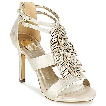 Schoenen Dames Sandalen / Open schoenen Bullboxer EDUNETTE Goud