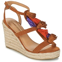 Schoenen Dames Sandalen / Open schoenen Buffalo VARIN Brown