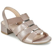 Schoenen Dames Sandalen / Open schoenen Caprice RIJOULE Roze / Métallisé