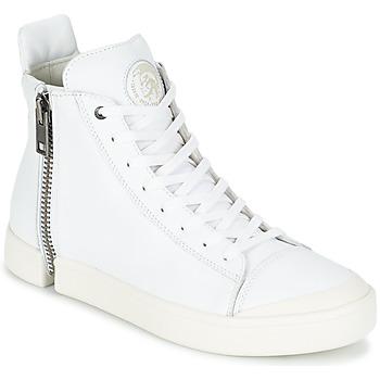 Schoenen Heren Hoge sneakers Diesel S-NENTISH Wit