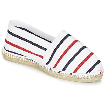 Schoenen Espadrilles 1789 Cala CLASSIQUE Wit / Blauw / Rood