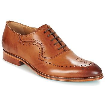 Schoenen Heren Derby Melvin & Hamilton KANE 6 Brown
